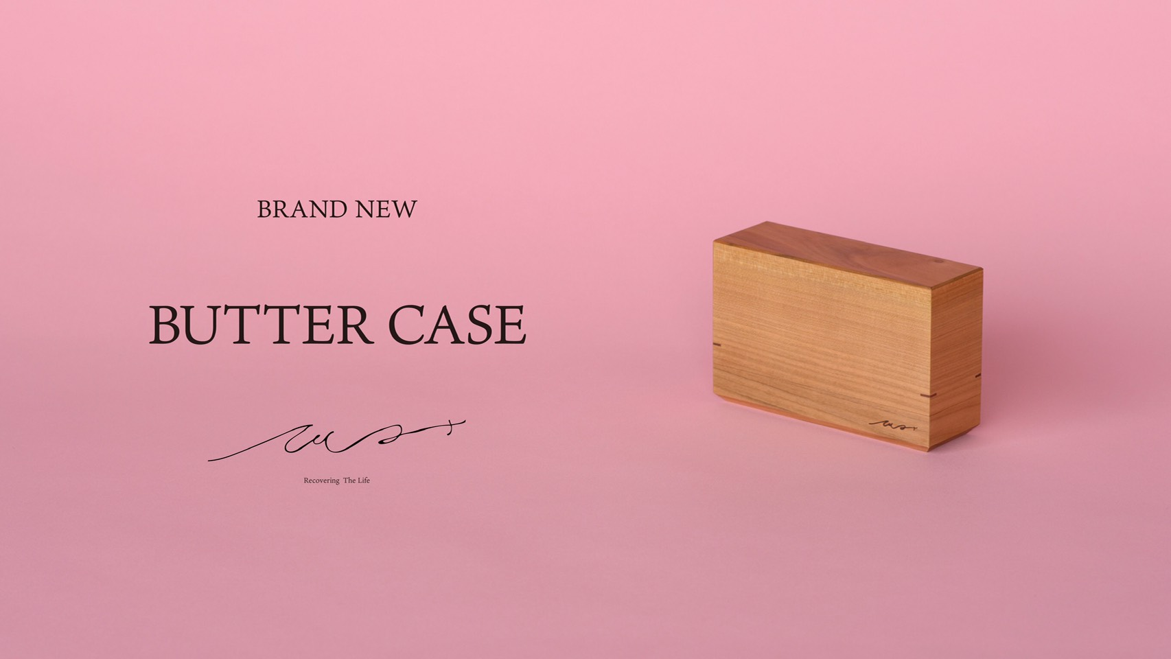 合同会社小島屋 | HITOMI |   BUTTERCASE バターケース