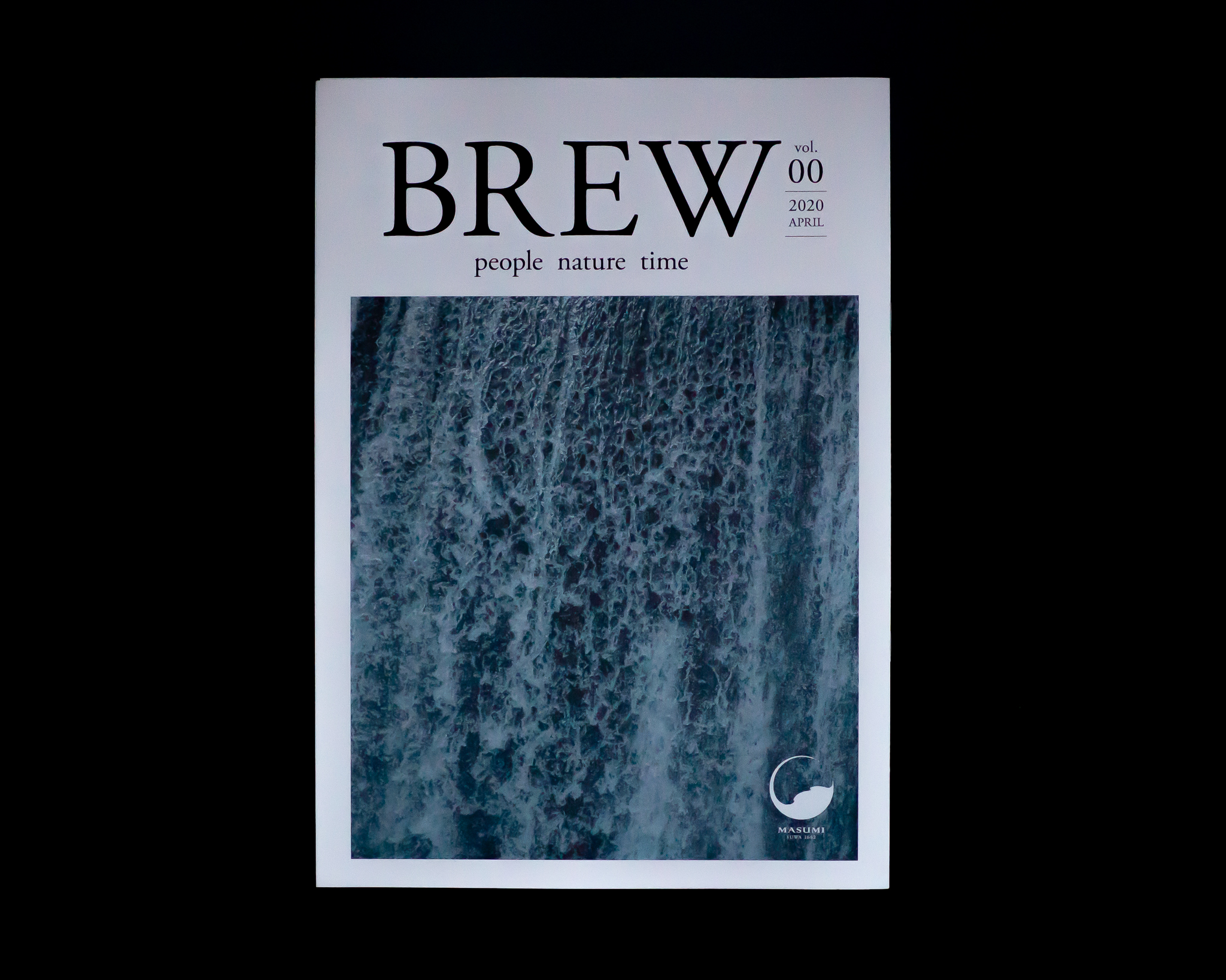 masumi  |  BREW | firstissue | OWNED MEDIA