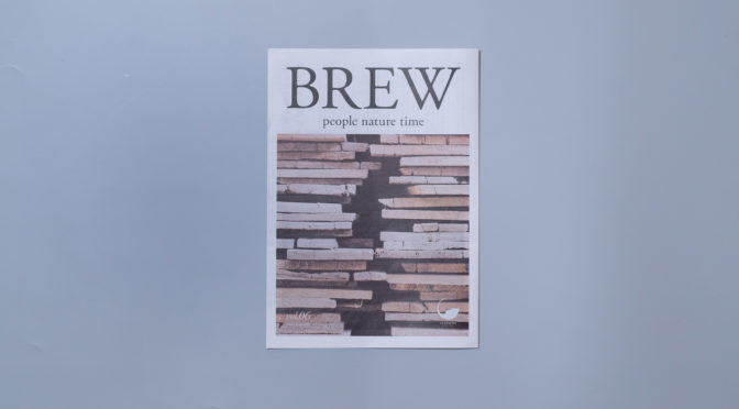 MASUMI | BREW | VOL.06 | OWNED MEDIA | OWNED MEDIA-PAPERDESIGN